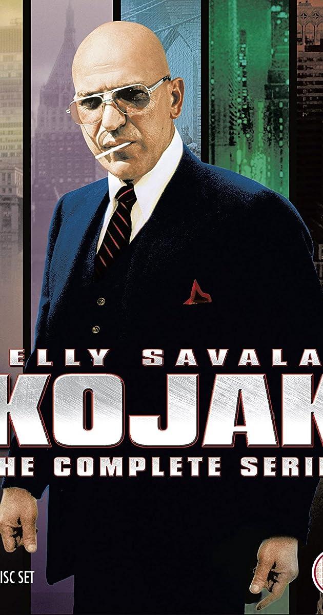 Kojak (TV Series 1973–1978) - Photo Gallery - IMDb