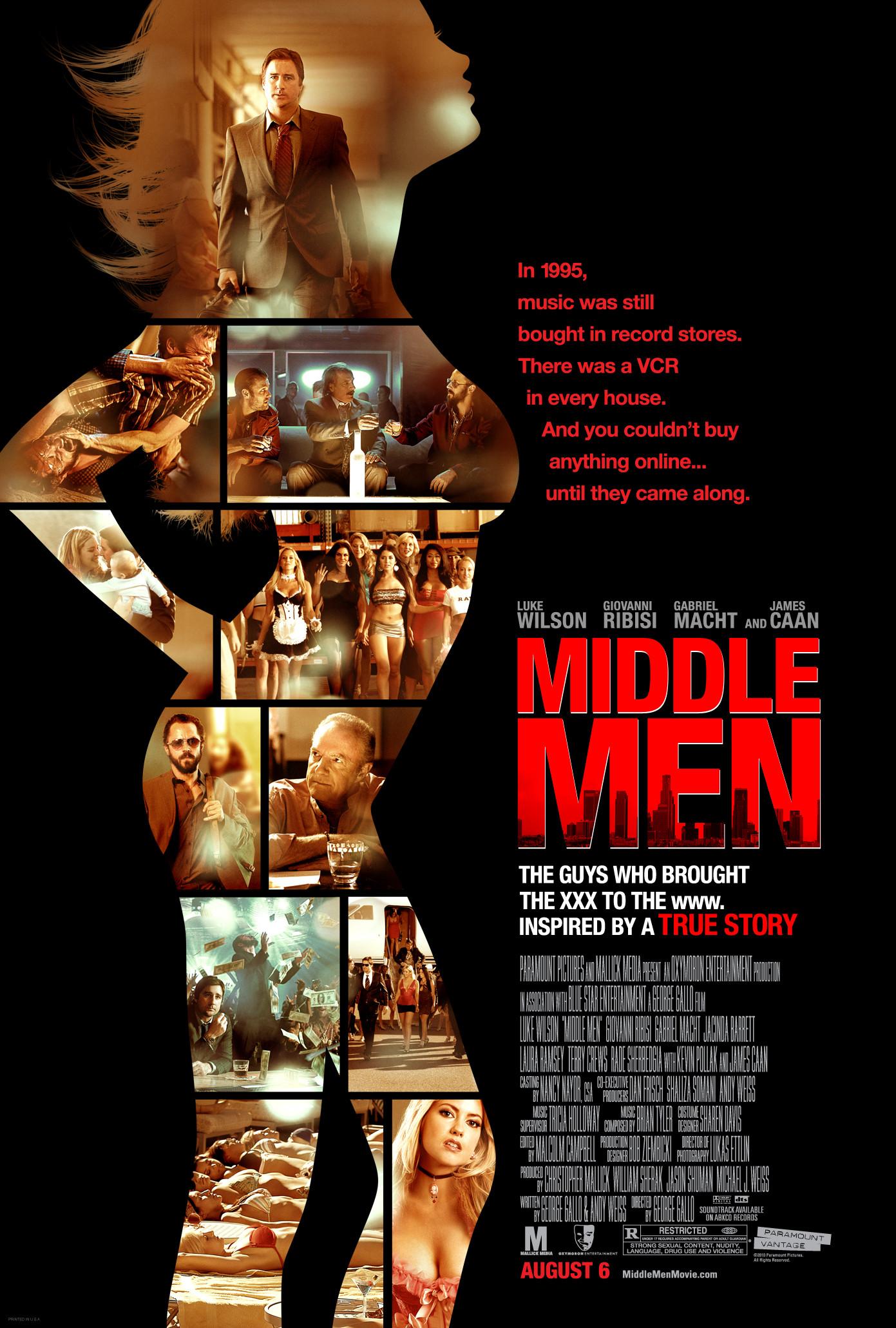 18+] Middle Men (2009) Dual Audio Blu-Ray - 720P - x264
