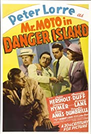 Mr. Moto in Danger Island Poster