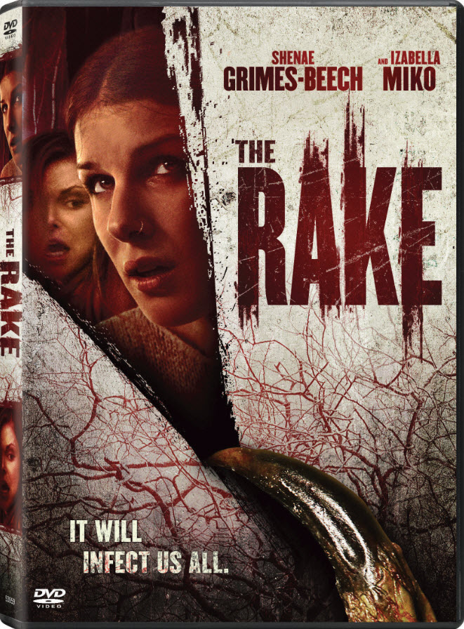 The Rake (2018) English 300MB WEBRip 480p x264