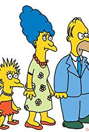 The Simpsons: Family Portrait Poster