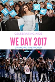 We Day 2017 Poster