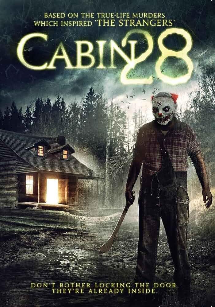 Cabin 28 2017 Full English Movies 720p BRRip x264 ESub
