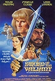 Sword of the Valiant: The Legend of Sir Gawain and the Green Knight Poster
