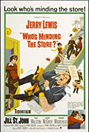Who's Minding the Store? Poster