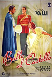 Ball at the Castle Poster