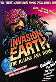 Invasion Earth: The Aliens Are Here Poster