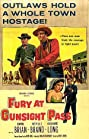 Fury at Gunsight Pass (1956) Poster