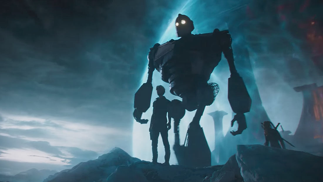 Tye Sheridan, Olivia Cooke, and Philip Zhao in Ready Player One (2018)