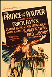 The Prince and the Pauper Poster