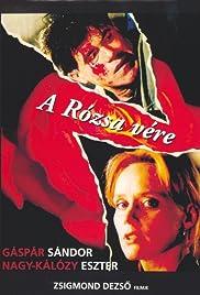 A rózsa vére Poster
