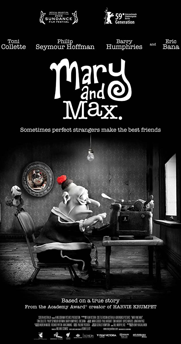 Mary Und Max Stream