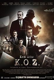 Code Name: K.O.Z. Poster