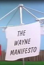 A Wayne's Gotta Do... Poster
