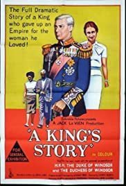 A King's Story Poster