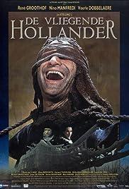 De vliegende Hollander Poster