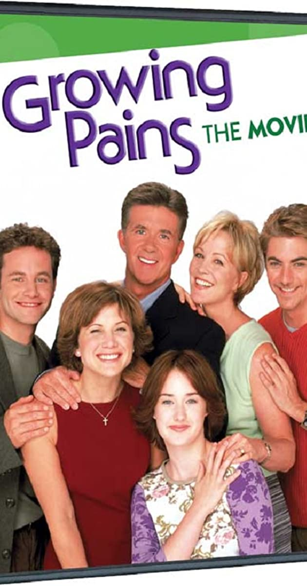 quotthe wonderful world of disneyquot the growing pains movie