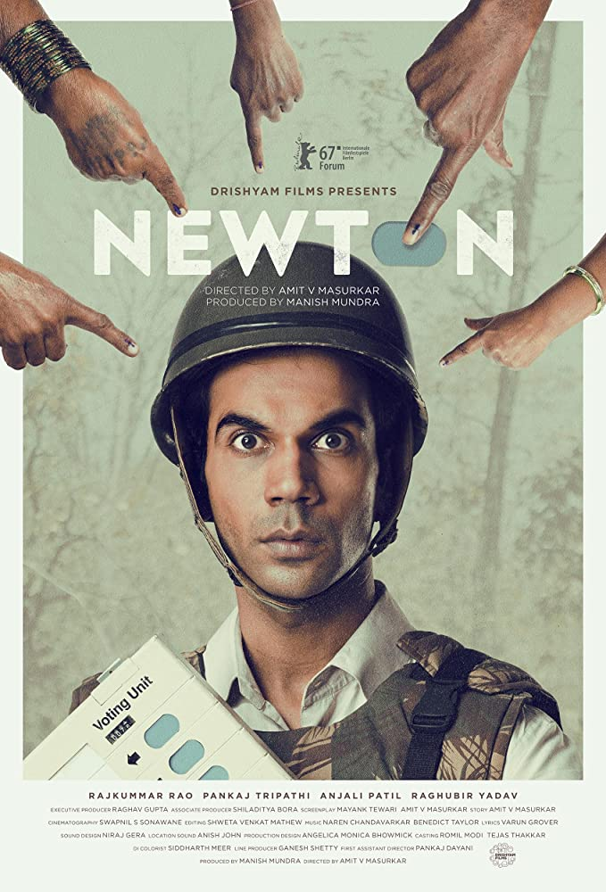 Newton 2017 Hindi Full Movie 650MB
