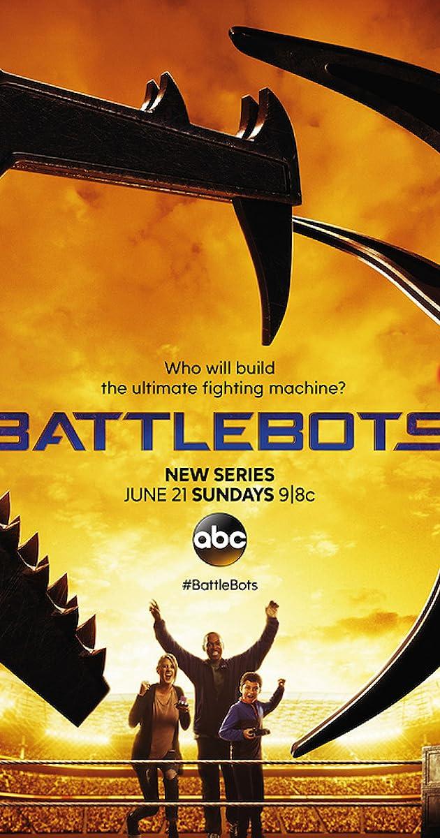 Battlebots Tv Series 2015 Imdb