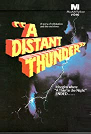 A Distant Thunder Poster