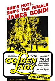 The Golden Lady Poster