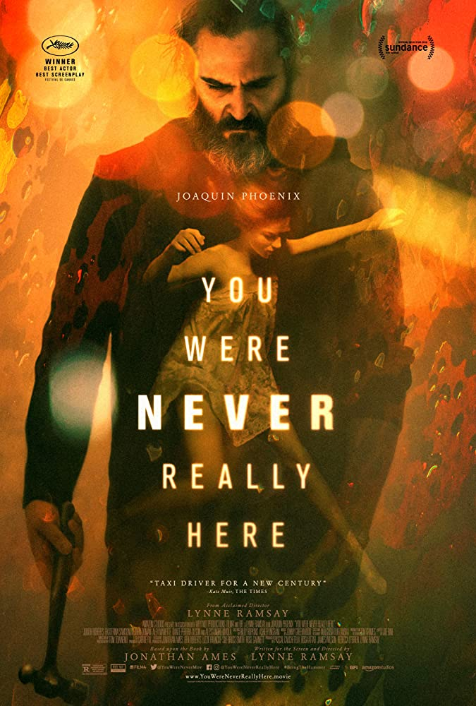You Were Never Really Here 2017 Movie 280MB