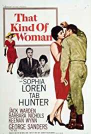 That Kind of Woman(1959) Poster - Movie Forum, Cast, Reviews