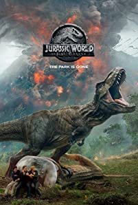 It's been four years since theme park and luxury resort Jurassic World was destroyed by dinosaurs out of containment. Isla Nublar now sits abandoned by humans while the surviving dinosaurs fend for themselves in the jungles. When the island's dormant volcano begins roaring to life, Owen (Chris Pratt) and Claire (Bryce Dallas Howard) mount a campaign to rescue the remaining dinosaurs from this extinction-level event.