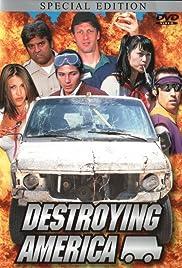 Destroying America Poster