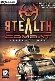 Stealth Combat: Ultimate War Poster