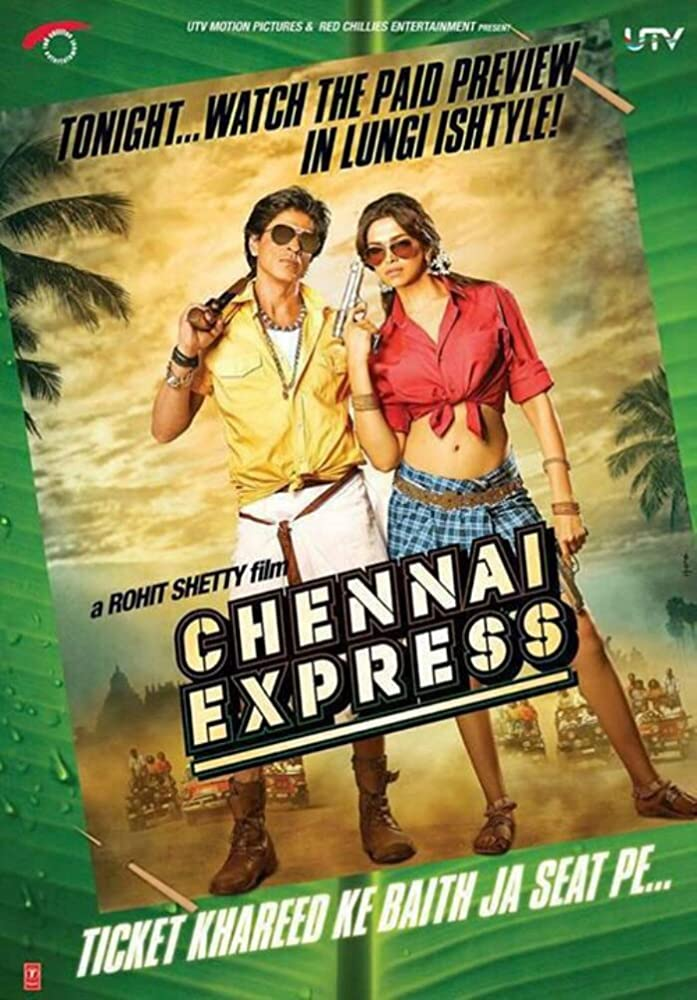 Chennai Express (2013) Bollywood Movie