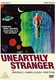 Unearthly Stranger(1963) Poster - Movie Forum, Cast, Reviews