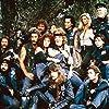 Cher, Sam Elliott, Eric Stoltz, Harry Carey Jr., Dennis Burkley, Micole Mercurio, and Lawrence Monoson in Mask (1985)