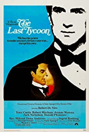 The Last Tycoon Poster