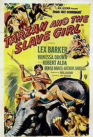 Tarzan and the Slave Girl Poster
