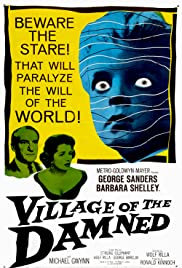 Village of the Damned(1960) Poster - Movie Forum, Cast, Reviews