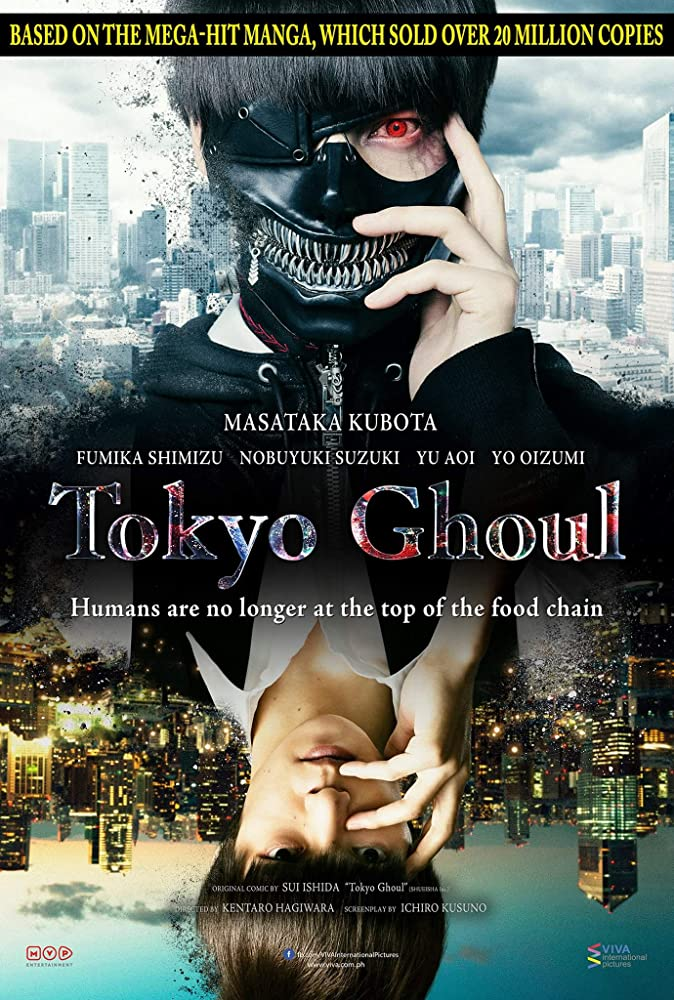 Tokyo Ghoul (2017) Tagalog Dubbed