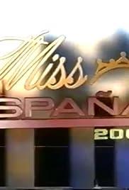 Miss España 2004 Poster
