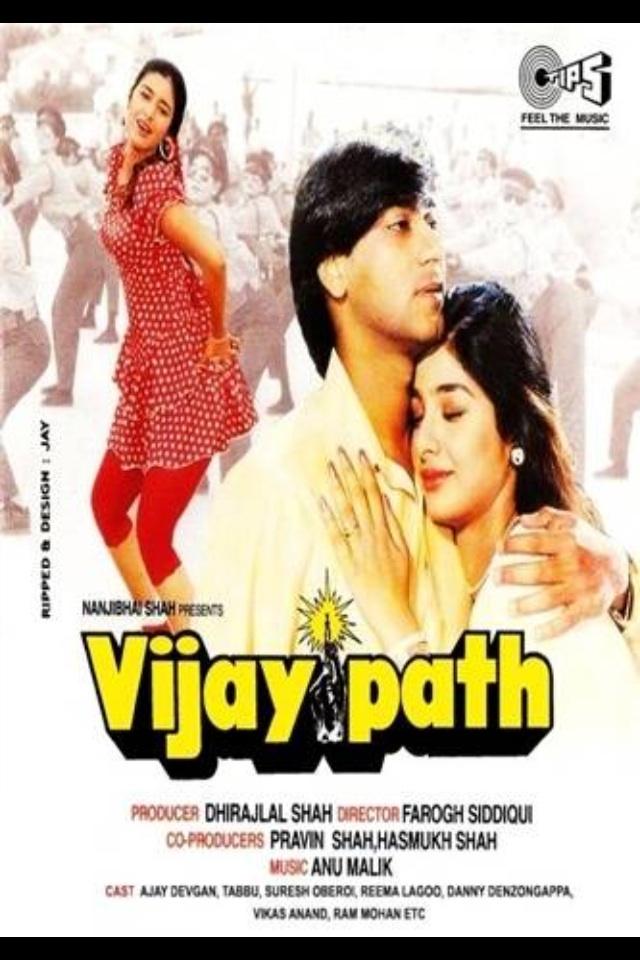 Vijaypath 1994 Hindi Full Movie 720p HDRip Download