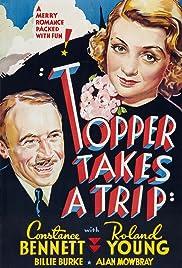 Topper Takes a Trip Poster