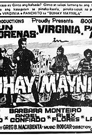 Buhay maynila Poster