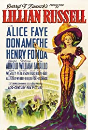 Lillian Russell(1940) Poster - Movie Forum, Cast, Reviews