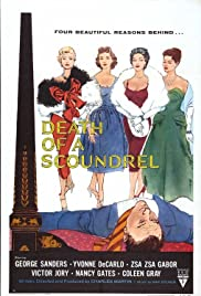Death of a Scoundrel Poster