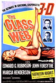 The Glass Web Poster