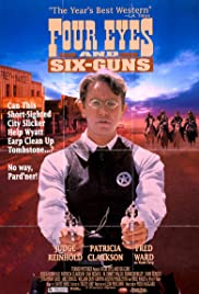 Four Eyes and Six-Guns(1992) Poster - Movie Forum, Cast, Reviews