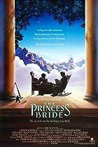 The Princess Bride (1987) Poster