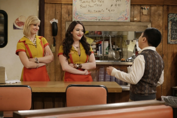 2 Broke Girls: And the Not Regular Down There | Season 5 | Episode 6