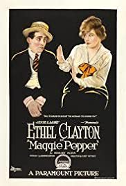 Maggie Pepper Poster