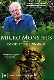 Micro Monsters 3D Poster - TV Show Forum, Cast, Reviews