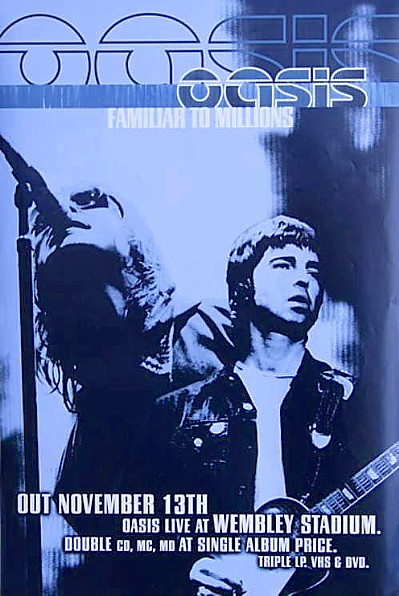 Oasis familiar to millions torrent cd